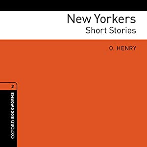 New Yorkers: Short Stories Audiobook