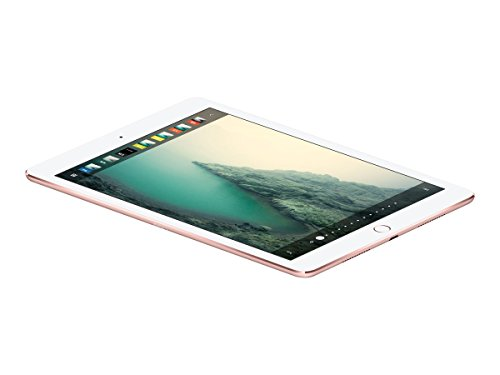 Apple iPad Pro 9.7-inch Wi-Fi plus Cellular, 128GB, Rose Gold (Year: 2016) by Apple (Image #5)