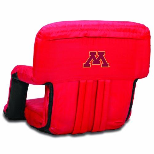 Minnesota Gophers Recliner Minnesota Leather Recliner
