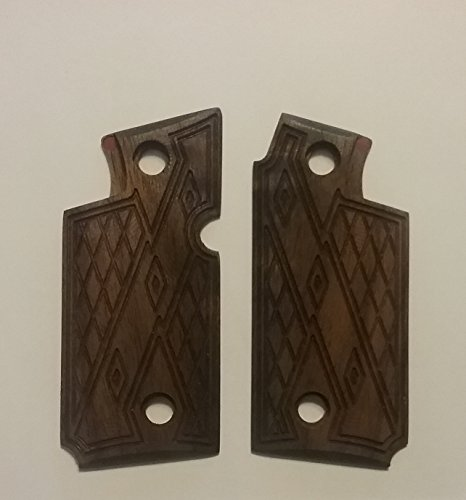 CFP Grips - Springfield Armory 911-380 - Walnut - LCT - Lady Series Grips
