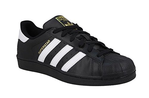 Adidas Superstar Black Sneakers for Womens