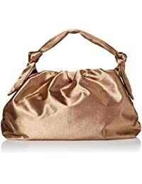 Women's @lucyswhims Satin Knotted Handle Bag