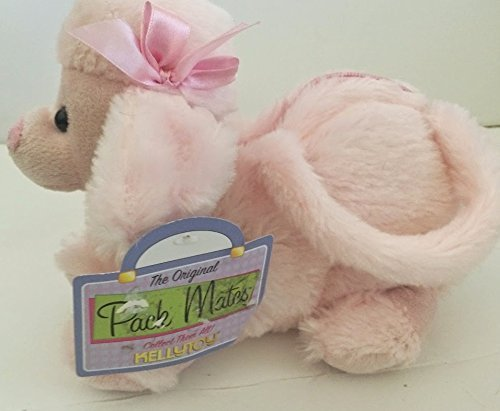 - Kellytoy Pack Mates Pink Poodle Purse