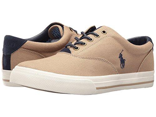 Polo Ralph Lauren Heren Vaughn-sk Sneaker Kaki