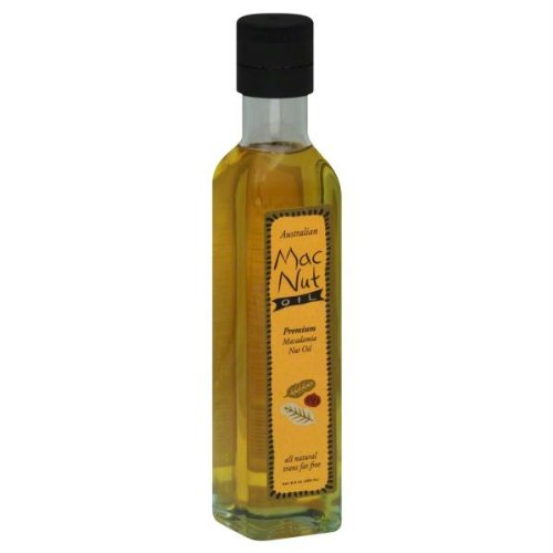 Mac Nut Oil Extra Virgin Macadamia Nut Oil - 8.5 oz