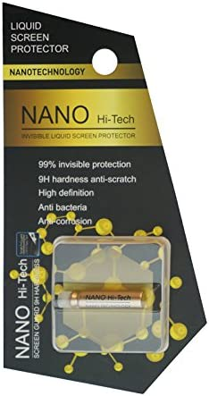 Nano Tecnología Líquido Protector de Pantalla Invisible-99 ...