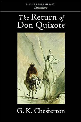book cover of The Return of Don Quixote