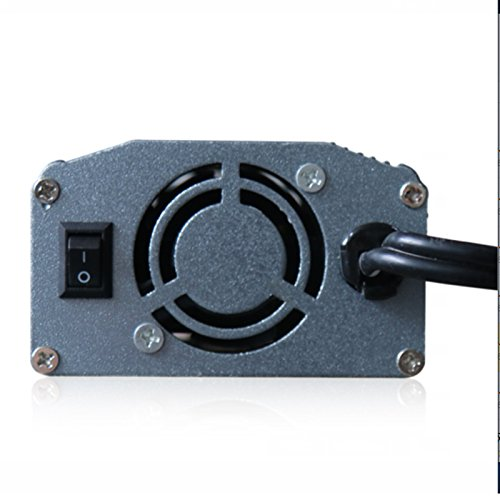 Toogoo 400W Power Inverter DC 12V to AC 220V Auto Inverter with 4.8A Dual USB Car Adapter