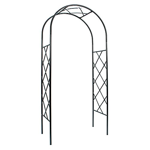 Achla Designs Lattice Arbor Garden Arch