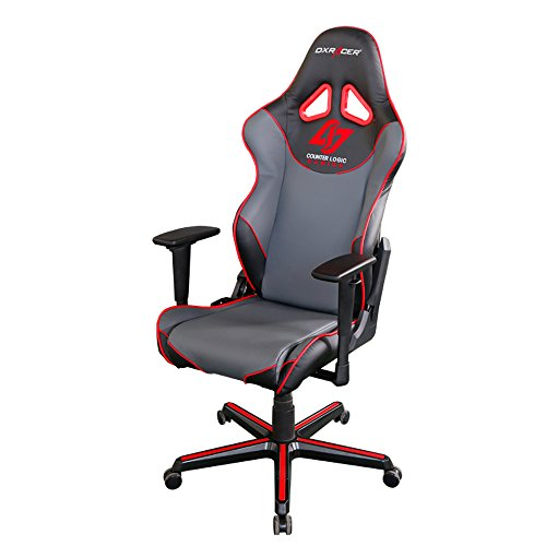 41L6fzTmh%2BL - DXRacer-Racing-Series-CLG-Counter-Logic-Gaming-Racing-Bucket-Seat-Office-Chair-Gaming-Chair-Ergonomic-Computer-Chair-Desk-Chair-Executive-Chair-With-Pillows