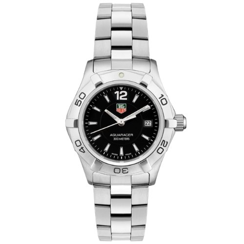 TAG Heuer Women's WAF1410.BA0812 2000 Aquaracer Watch