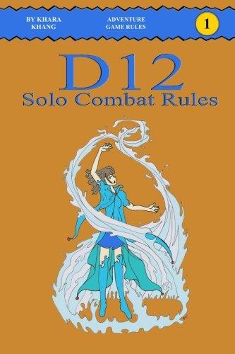 D12 Solo Combat Rules