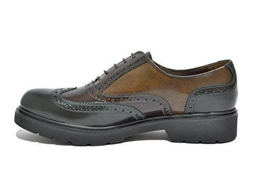 de cordones Giardini mujer para Nero Zapatos 6qOwtPTnE
