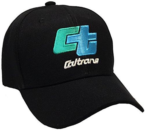 Caltrans State Of California Hat Black Ball Cap