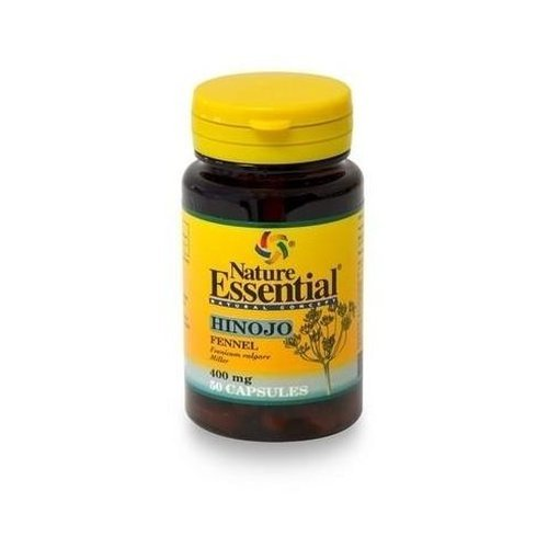 Hinojo 400 mg. 50 cápsulas