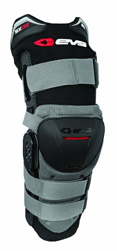 EVS Sports SX02 Knee Brace (Grey/Black, X-Large) by EVS Sports (Image #1)