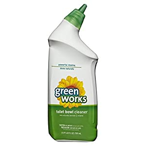 GreenWorks Toilet Bowl Cleaner, 24 Oz (Pack of 12) by Greenworks