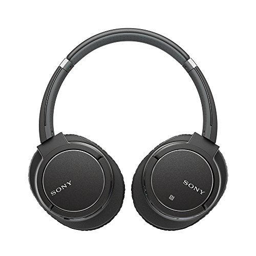 Sony MDR-ZX770BN Bluetooth Noise Canceling Headset-Black-NEW(International Version)