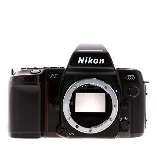 Nikon AF N8008 Single Lens Reflex Film Camera Body