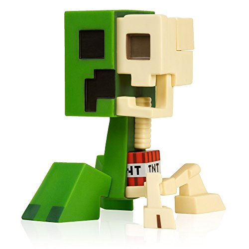 JINX Minecraft Creeper Anatomy Vinyl Figure Kit]()