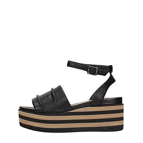 Pe17ri1009c087 Fornarina Sandale Femmes Noires