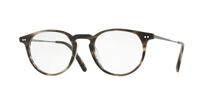 598b7b87dd Image Unavailable. Image not available for. Color  Oliver Peoples - Ryerson  5362U - Eyeglasses ...