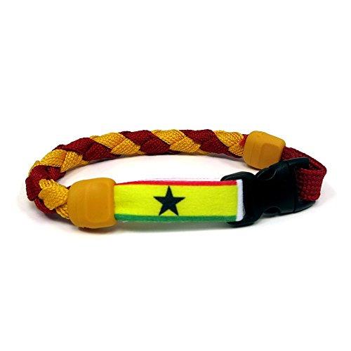 "Ghana - 7"" Bracelet by Swannys"