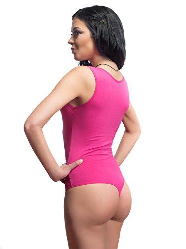 Evoni Pink Evoni Body Donna Body vvPTa