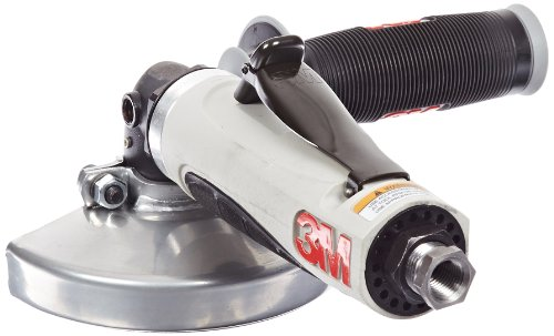 3m Angle Grinder ~ M grinder t air powered hp inch
