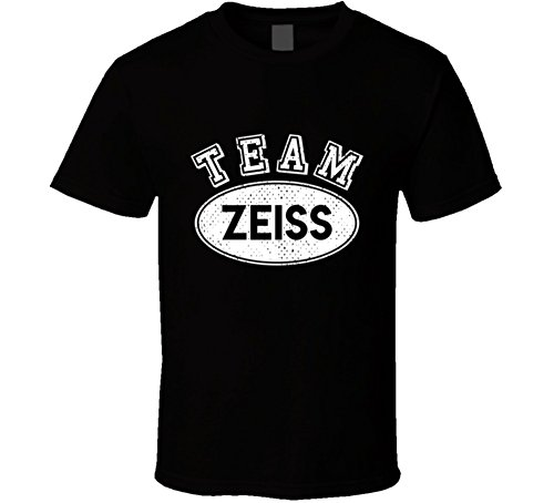 SHAMBLES TEES Team Zeiss Last Name Family Reunion Group T Shirt L - Apparel Zeiss