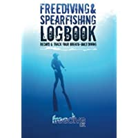 Freediving & spearfishing logbook: Track and record your breath-hold diving