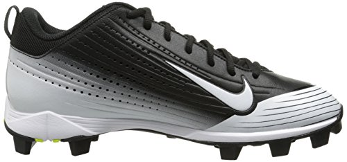 NIKE Men's Vapor Keystone 2 Baseball Cleat Black/White Size 9 M US Fx8NiApR