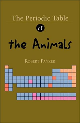 Amazon the periodic table of the animals 9781413405941 the periodic table of the animals urtaz Choice Image