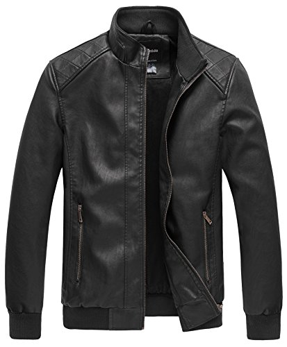 Business Men Leather Jackets - 7