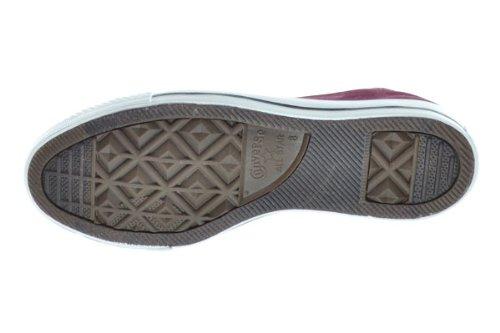 Converse Ct Ox Unisex Fashion Sneakers Bordeaux