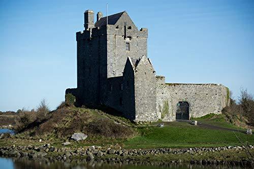 (Home Comforts Laminated Poster Landscape Irish Travel Castle Ancient Ireland Vivid Imagery Poster Print 11 x 17)