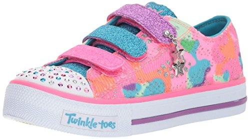Skechers Kids Kids' Shuffles-Lookin Lovely Sneaker
