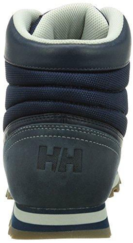 Helly Hansen Woodlands, Botas de Protección para Hombre Azul / Gris (Evening Blue / Ash Grey)