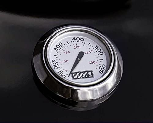Weber Thermometer With Rosette 2010 Onwards Amazon Co Uk Garden Outdoors Termometro igrill 3 weber 7205. amazon co uk