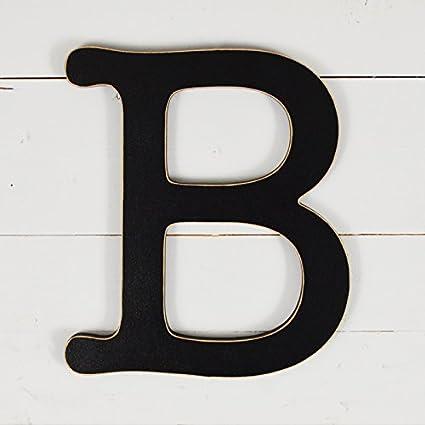 Amazon.com: UNFINISHEDWOODCO 300561 Typewriter Wall Decor Letter B
