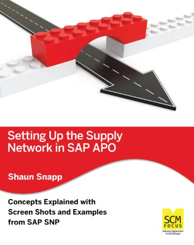 Download Setting Up the Supply Network in SAP APO Pdf