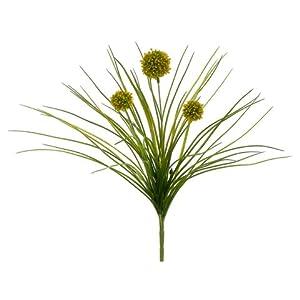 """18"""" Allium Bush Yellow (Pack of 12) 36"""