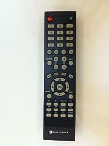 New ELEMENT TV Remote for ELCFW326 ELCFW327 ELCFW328 ELCFW329 ELDFW406 ELDFW407 ELDFT404 ELDFW322 ELDFW374 ELDFW464 ELGFT554 LC-26G77A LC-46G91 LC-32G85 LC-60G77A LE-28GA2 LE-39GJ01 LE-19GAK LE-24GAK LE-24GBR-B LC-40GL12 LE-32GB5 LC-39GJ11 LE-50G77C LC-26G77A LC-50GL12 LC-22G77A LC-32GL12