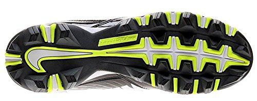 Nike Mens Vapore Squalo Nero / Nero / Volt / Bianco