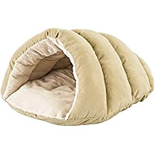 """Ethical Pets 32953 Sleep Zone Cuddle Cave Pet Bed, 22"""""""
