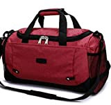 NEW Travel Bag Female Travel Bag Large Capacity Travel Bag Men Travel Bag Red