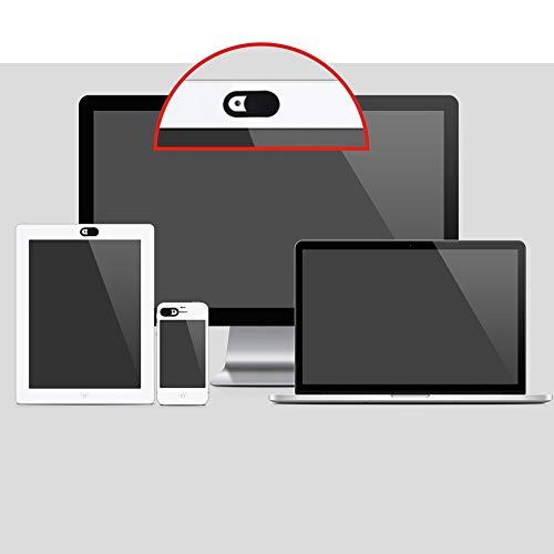 BlackEdragon 1 ST/ÜCKE Tragbare Gr/ö/ße Webcam Abdeckung Shutter Magnet Slider Kunststoff Kameraabdeckung