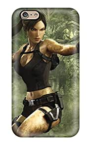 High-end Case Cover Protector For Iphone 6(tomb Raider)