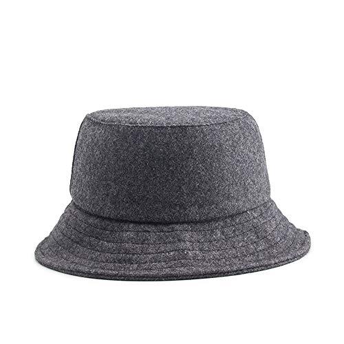 (Short Brim Visor Bucket Sun Hat Womens Girls,Fashion Packable Reversible Fisherman Bucket Hat,Bucket Hat Women Beach Safari Hiking Travel Bonnie(Medium, Bucket Hat, 04 Dark Gray))