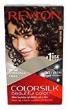 Revlon Colorsilk #30 Dark Brown (3 Pack)